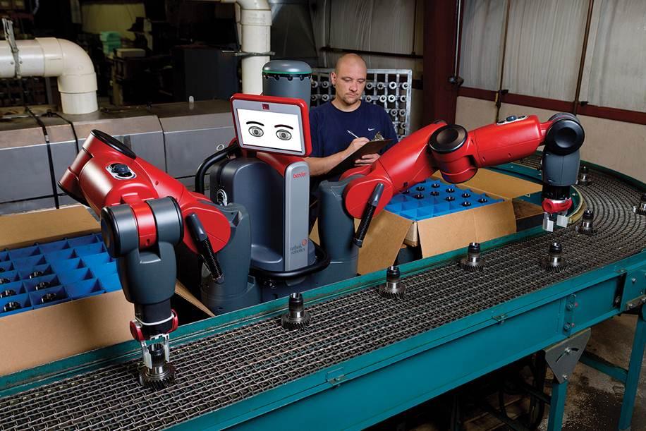 机器人来了:关于机器人未来的五个预测