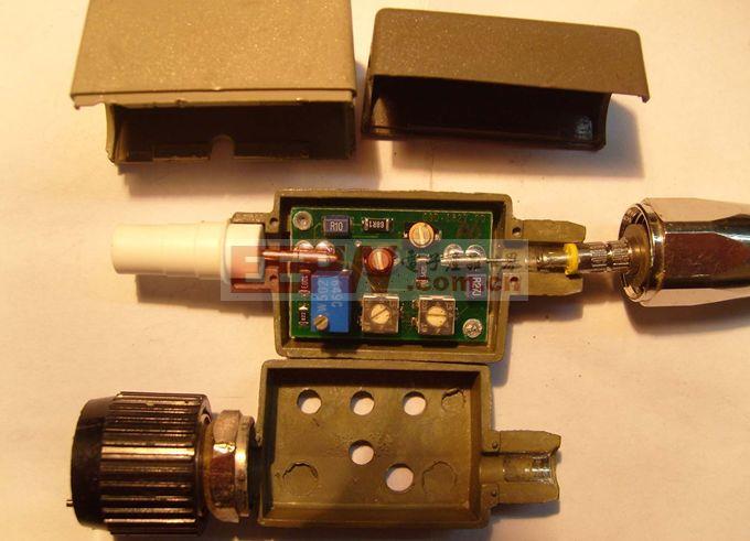 示波器探头原理-示波器探头的工作原理