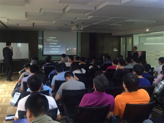 罗德与施瓦茨公司成功举办DVS用户培训会(DVS Clipster Master Class)