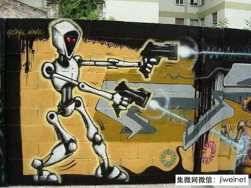 学者专家呼吁禁止研发AI武器