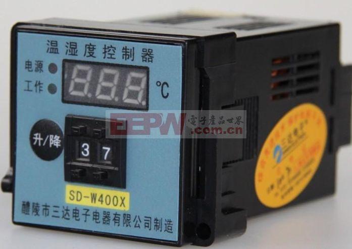 温湿度控制器原理