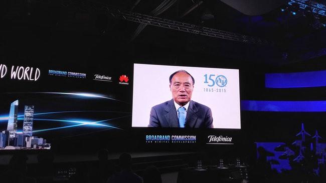 赵厚麟:超宽带对实现万物互联至关重要