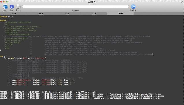 linux編譯器