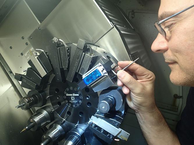 MSR165微型冲击记录仪协助机床、工件、生产优化