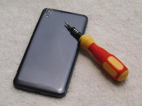 简单易修复  荣耀4A全网通手机拆机