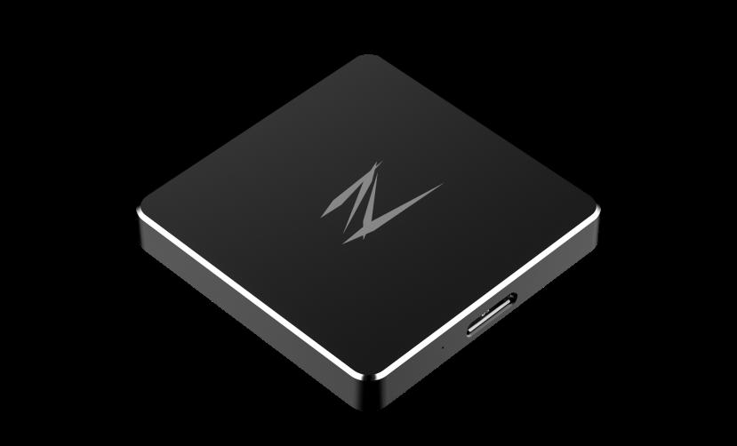 朗科移动固态硬盘 Z2即将华丽呈现