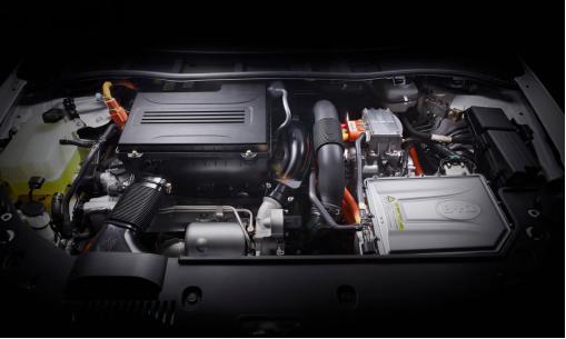 比亚迪VS丰田 新能源车混动技术之战高清图片