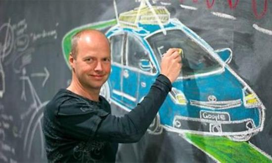 人工智能的起点:谷歌自动驾驶汽车是如何诞生的