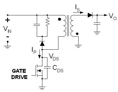 关于UCC28600的RCD吸收回路的思考