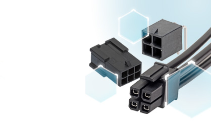 e络盟针对工业及消费电子领域供应Molex Ultra-Fit系列电源连接器