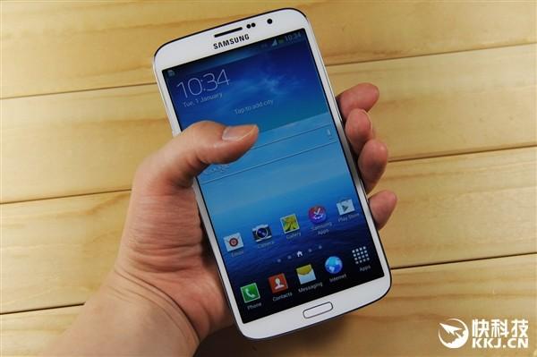 手机告别三星液晶屏 仅大尺寸设备可见