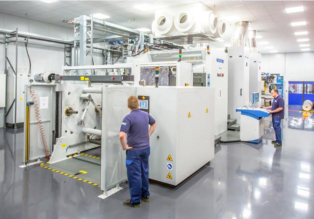 探访欧洲和日本印包厂是怎样的自动化