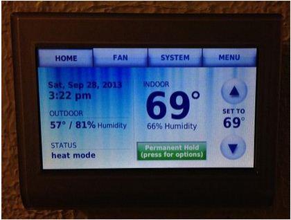 拆解谷歌Nest和Honeywell恒温器对比大起底
