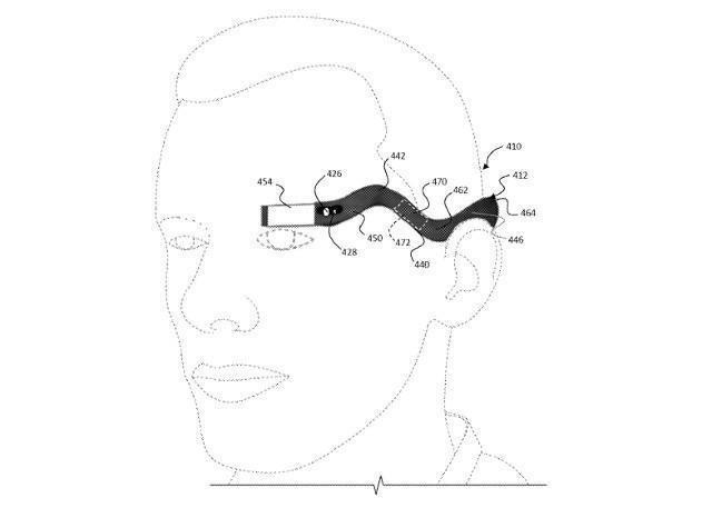 谷歌获HUD专利:未来用于谷歌眼镜