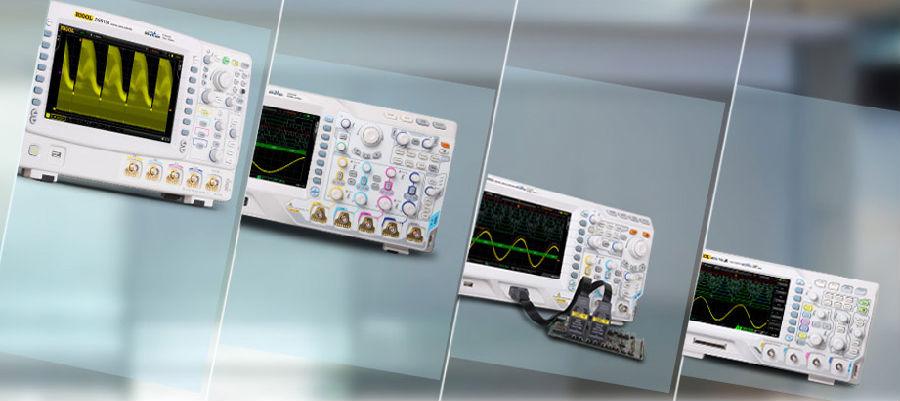 普源精電示波器項目獲國家火炬計劃立項
