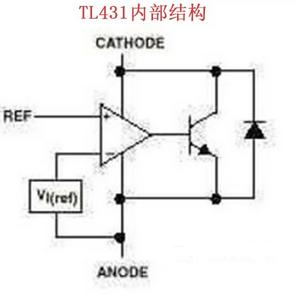 TL431-2.5v基准电压芯片几种基本用法