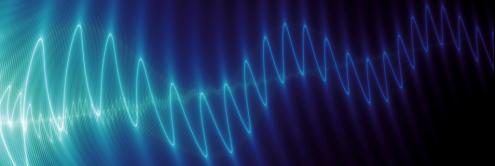 抖动的波形如何才能稳定下来?
