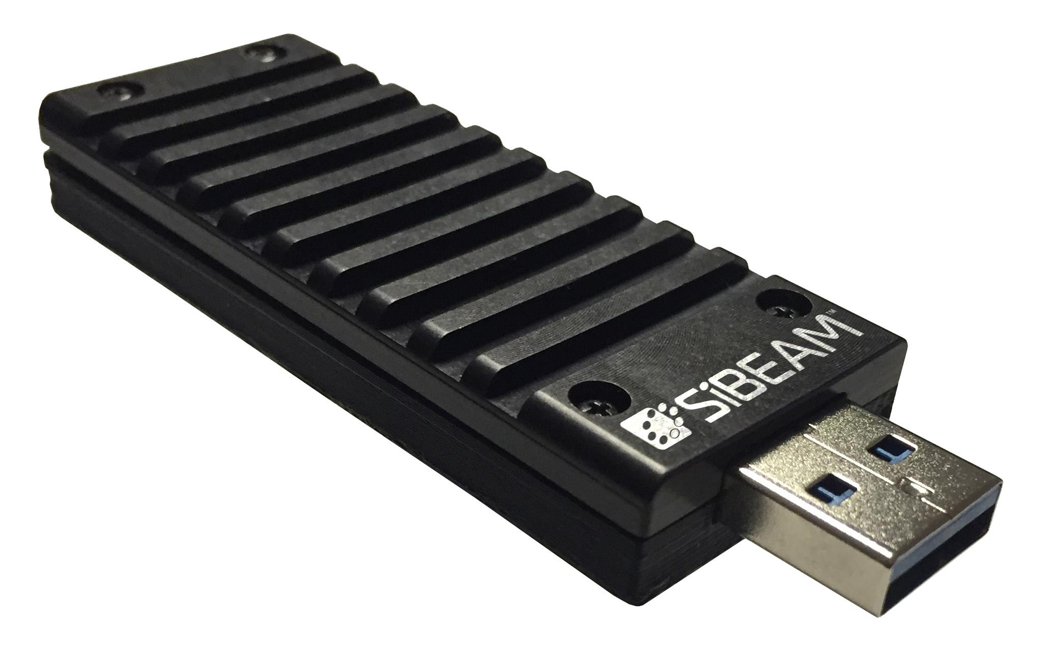 SiBEAM推出USB 3.0 802.11ad参考设计实现千兆级无线互连