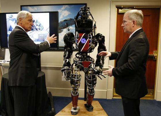 日本机器人的领先地位已摇摇欲坠