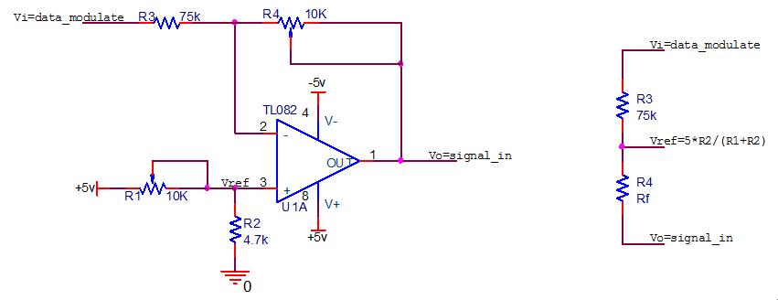通信系统课程设计电路调试之一《电平/幅度调整电路》