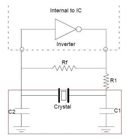 智能晶振电路建议及设计方案-单片机制作电路图-电子