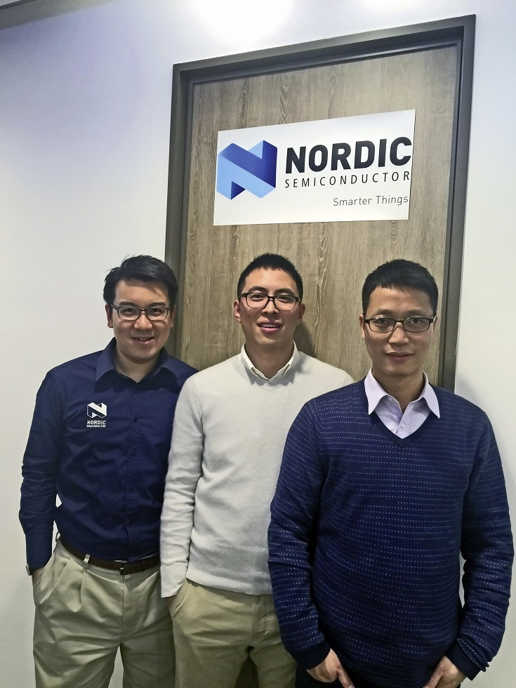 """Nordic上海团队"""