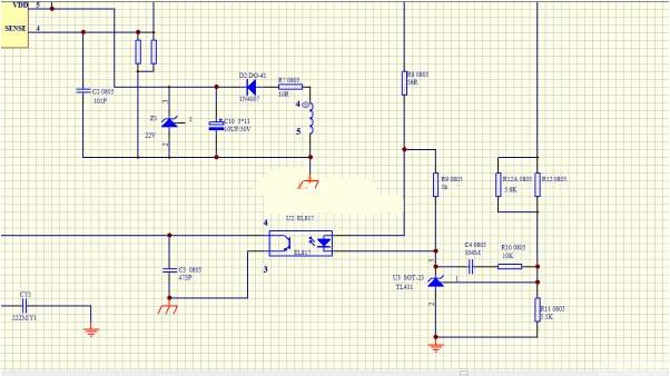 【E电路】高手分析 光耦电路中为何有串联与并联电阻