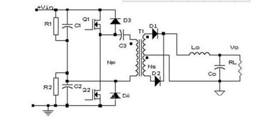 半桥电路工作原理以及应该注意的几点问题