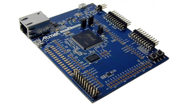 e络盟推出针对高性能工业控制应用的Atmel SAME70-Xplained评估套件
