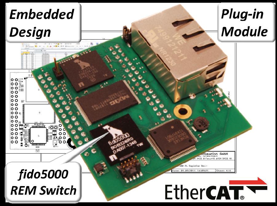 Innovasic发布EtherCAT解决方案,可提供多协议优势