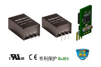 1A输出电流的非隔离K78-R3系列电源模块