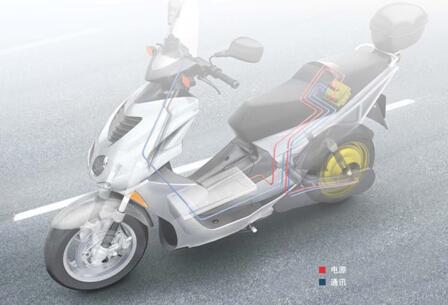 博世两轮电动车驱动系统引领个人电动交通