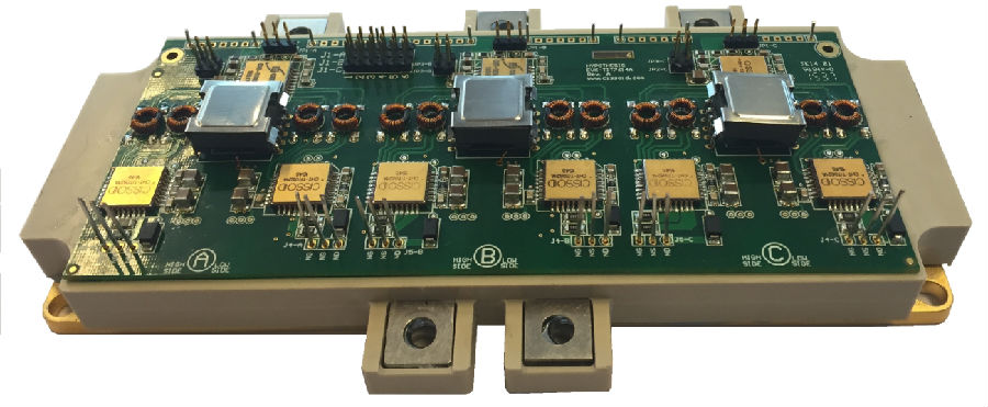 CISSOID 向 Thales 交付首个碳化硅( SiC )智能功率模块