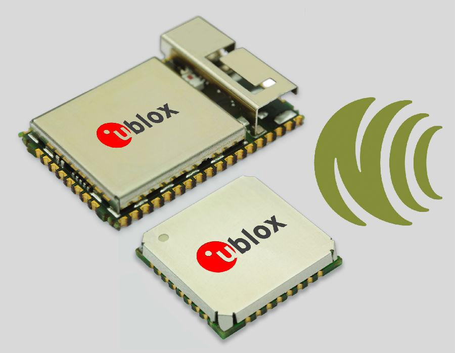 u-blox短距离无线电系列模组通过台湾NCC认证