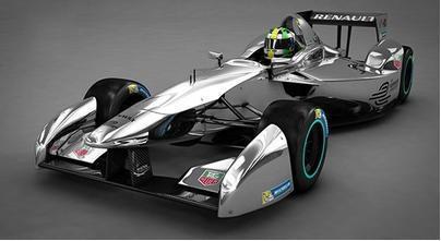 方程式赛车进入电动时代