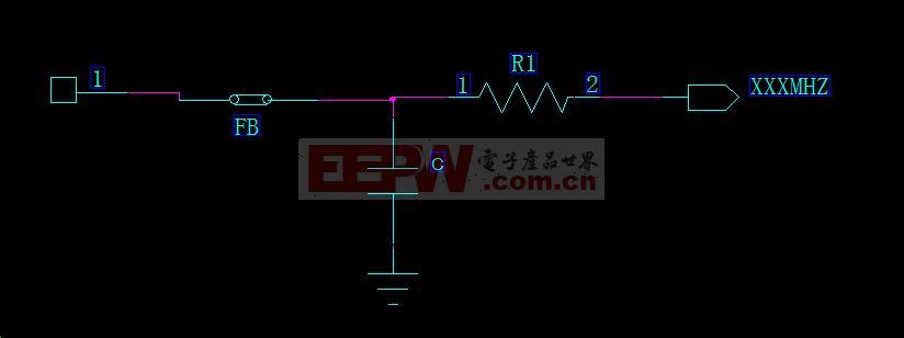 解析电子系统的震荡电路