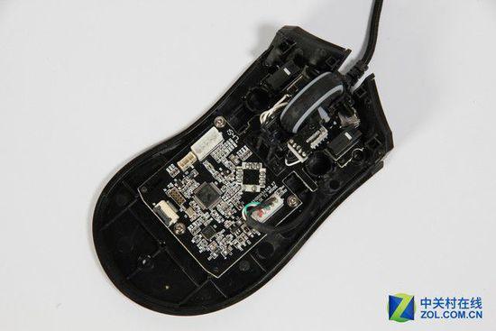 TTC专利架构 曼巴眼镜蛇竞技版拆解评测