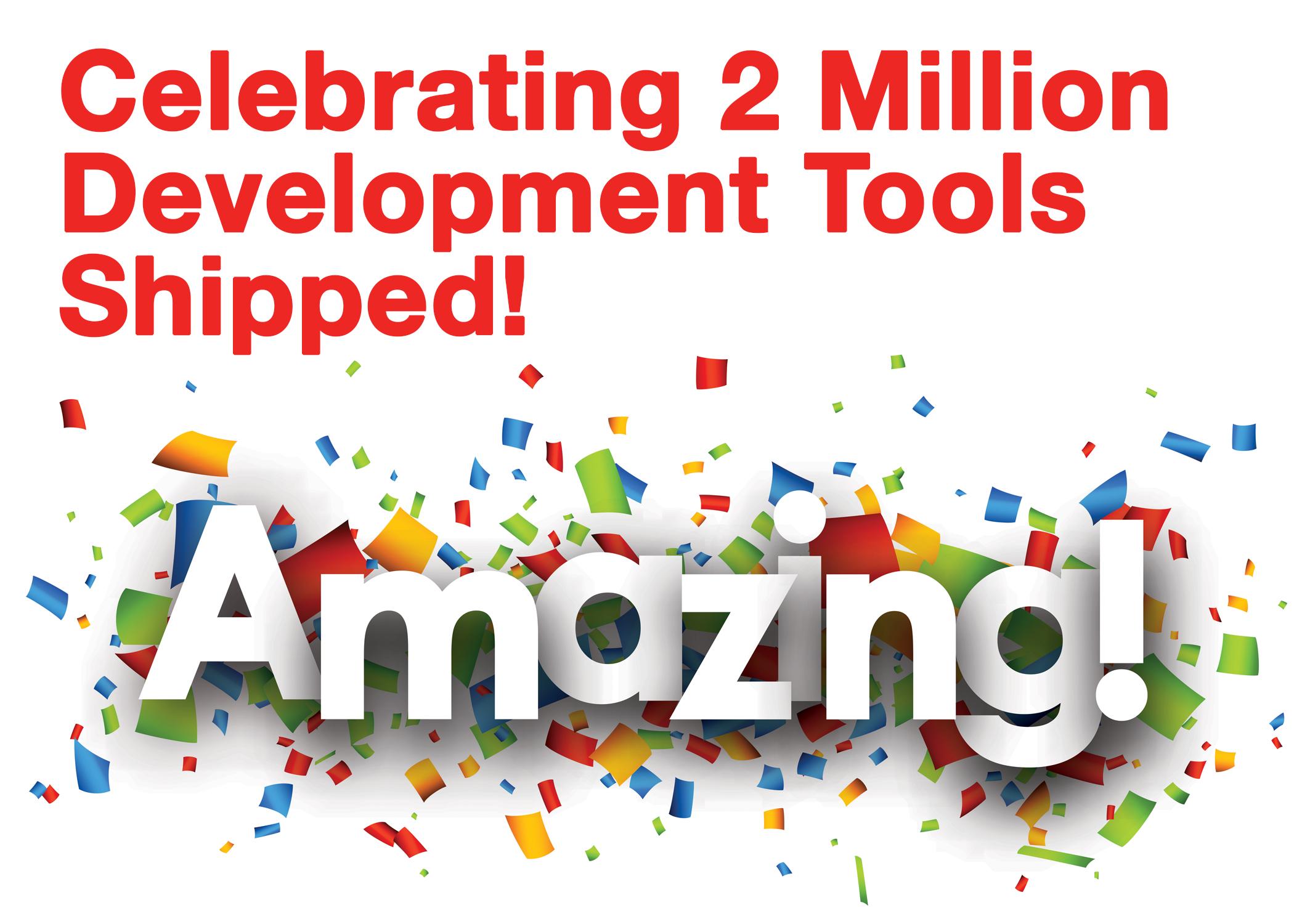 Microchip开发工具屡获殊荣  持续发展壮大