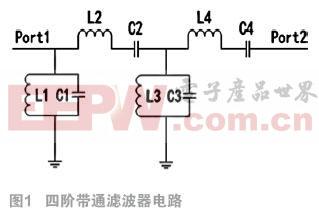 LTCC集总滤波器小型化设计与研究