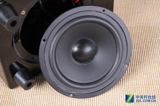 天逸TY-D02N多媒体2.1音箱非暴力拆机