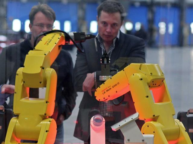 OpenAI要推家政机器人 马斯克是铁了心要做人工智能的主人