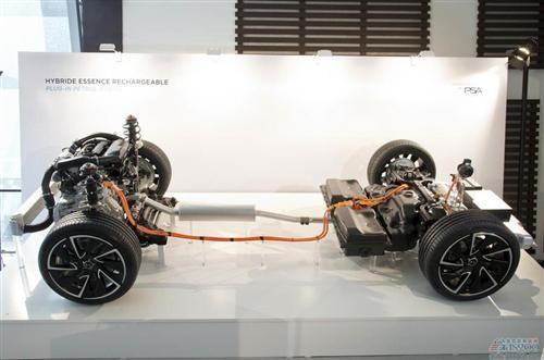 PSA新一代电动车技术曝光 电池容量暴涨11倍