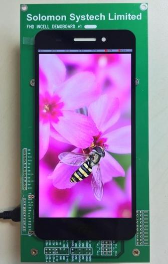 晶门科技推出 TDDI SSD2091 针对全高清应用 整合触控和显示功能的高效能解决方案