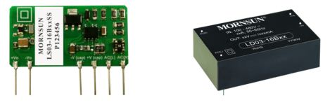 金升阳推出90-528VAC宽电压输入三相四线专用电源模块