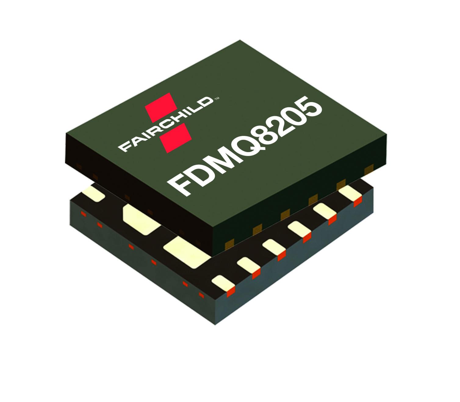 Fairchild 新型有源桥解决方案为基于IoT的以太网供电