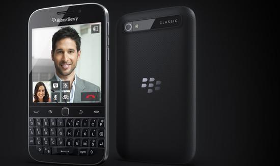黑莓:我并没放弃BB10系统 新手机蓄势待发