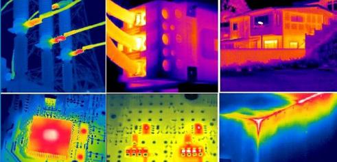 热成像仪与质量分析仪在电气行业的应用