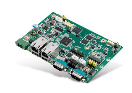 """研华推出面向工业自动化领域的RISC超低功耗3.5""""单板电脑"""