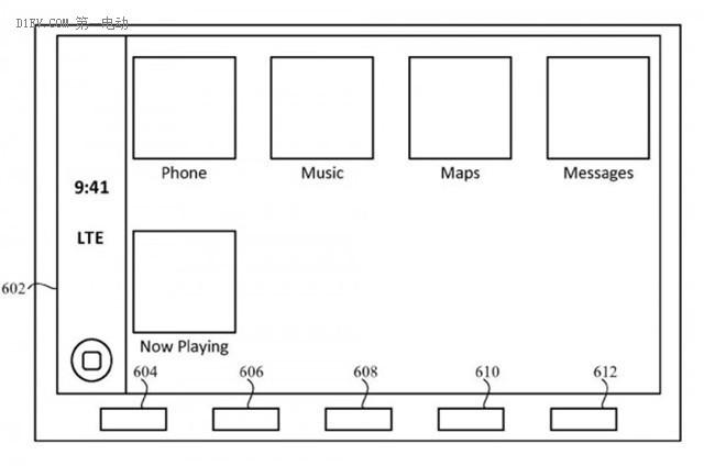 苹果新获得汽车专利 造车计划或真有戏!