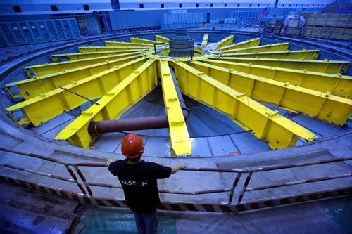 走进GE可再生能源工厂 数字化带来巨大效益提升